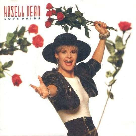 Coverafbeelding Love Pains - Hazell Dean