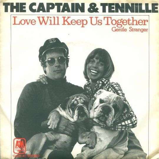 Coverafbeelding Love Will Keep Us Together - The Captain & Tennille