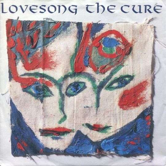 Coverafbeelding Lovesong - The Cure