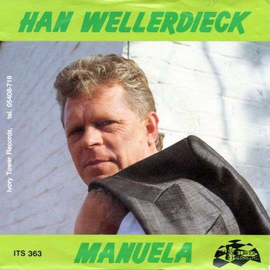 Coverafbeelding Manuela - Han Wellerdieck