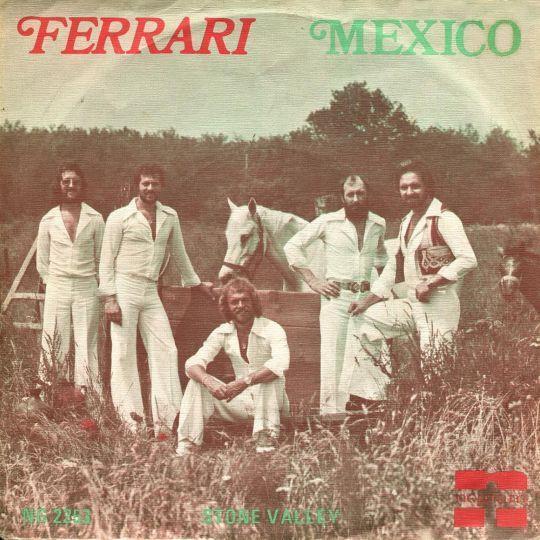 Coverafbeelding Ferrari - Mexico