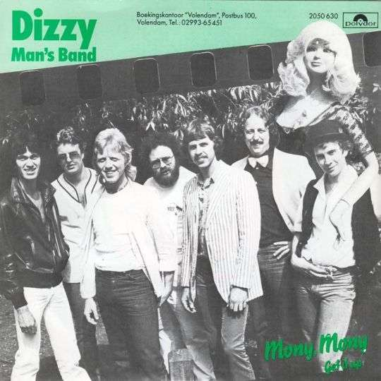 Coverafbeelding Mony Mony - The Dizzy Man's Band