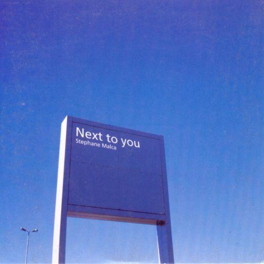 Coverafbeelding Stephane Malca - Next To You