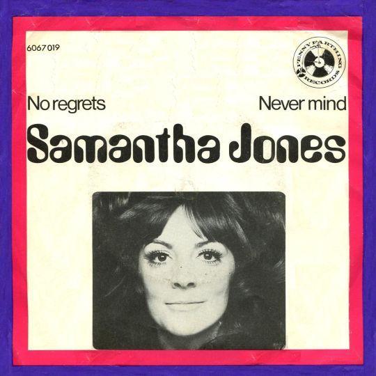 Coverafbeelding No Regrets - Samantha Jones