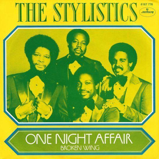 Coverafbeelding One Night Affair - The Stylistics