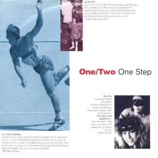 Coverafbeelding One Step - One/two