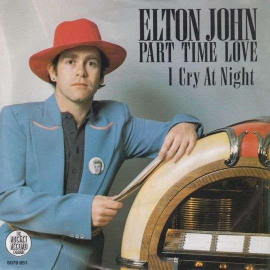 Coverafbeelding Part Time Love - Elton John