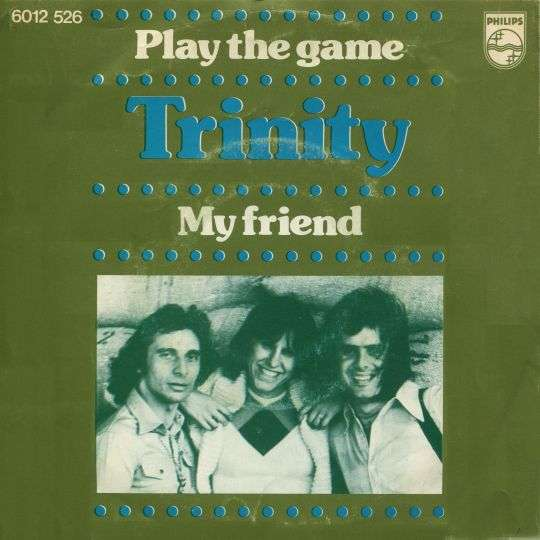 Coverafbeelding Play The Game - Trinity
