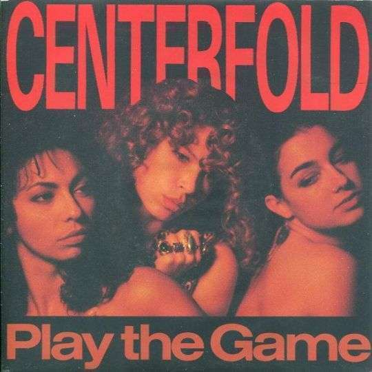 Coverafbeelding Play The Game - Centerfold