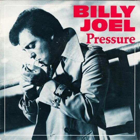 Coverafbeelding Pressure - Billy Joel