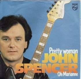 Coverafbeelding Pretty Woman - John Spencer