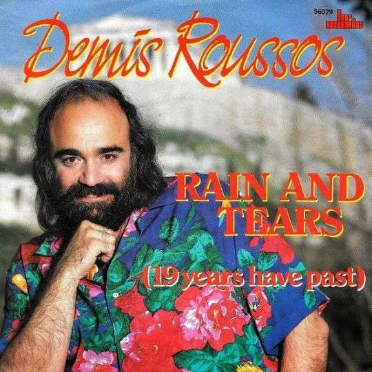 Coverafbeelding Rain And Tears (19 Years Have Past) - Demis Roussos