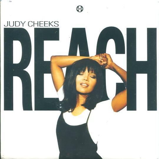 Coverafbeelding Reach - Judy Cheeks