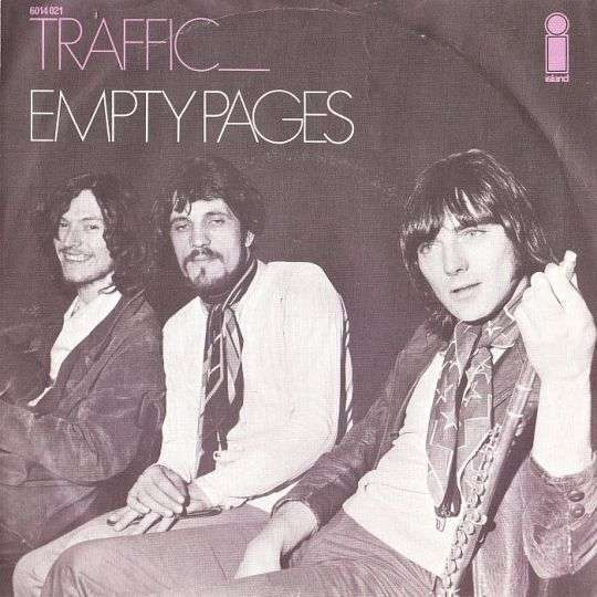 Coverafbeelding Traffic - Empty Pages