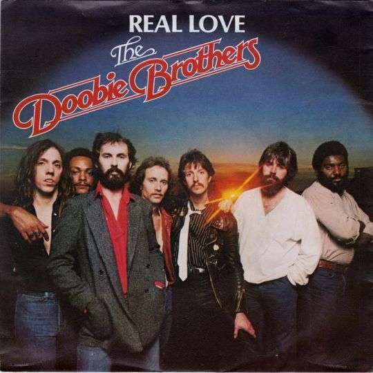 Coverafbeelding Real Love - The Doobie Brothers