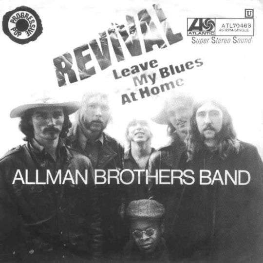 Coverafbeelding Allman Brothers Band - Revival