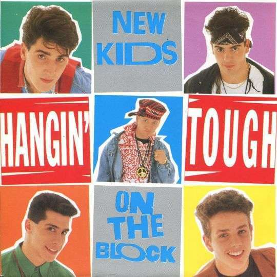 Coverafbeelding New Kids On The Block - Hangin' Tough