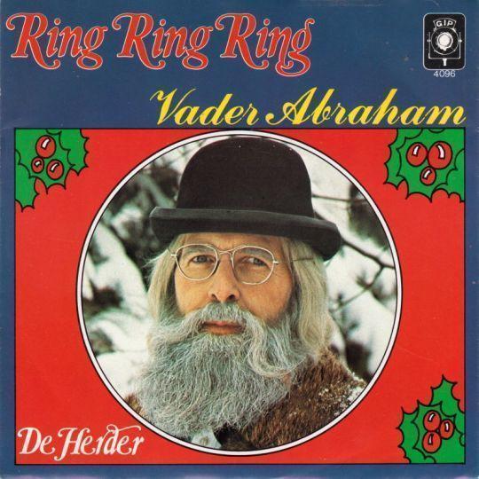 Coverafbeelding Ring Ring Ring - Vader Abraham