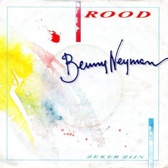Coverafbeelding Rood - Benny Neyman