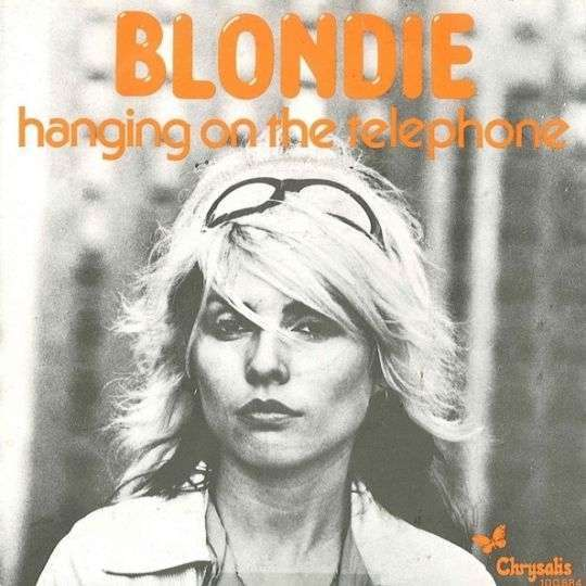 Coverafbeelding Hanging On The Telephone - Blondie