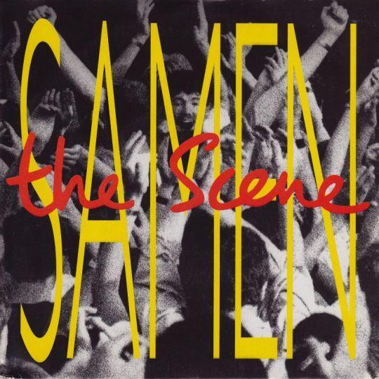 Coverafbeelding Samen - The Scene