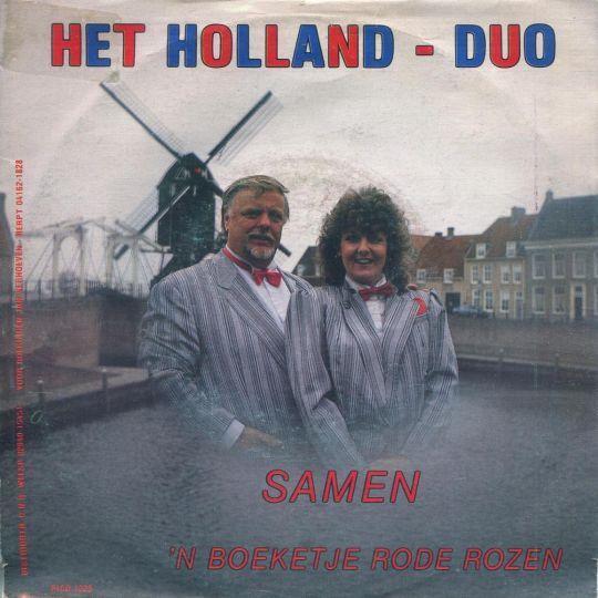 Coverafbeelding Samen - Het Holland-Duo