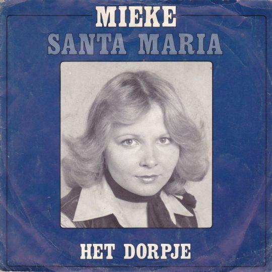 Coverafbeelding Santa Maria - Mieke