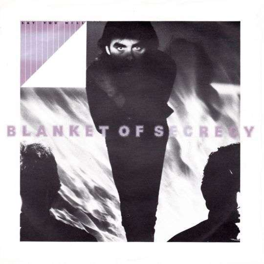 Coverafbeelding Blanket Of Secrecy - Say You Will