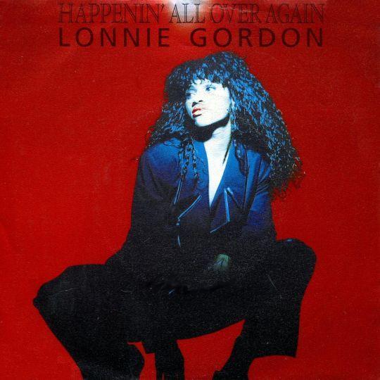 Coverafbeelding Happenin' All Over Again - Lonnie Gordon