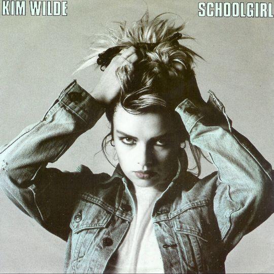 Coverafbeelding Schoolgirl - Kim Wilde