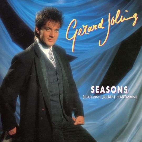 Coverafbeelding Seasons - Gerard Joling (Featuring Julian Hartman)