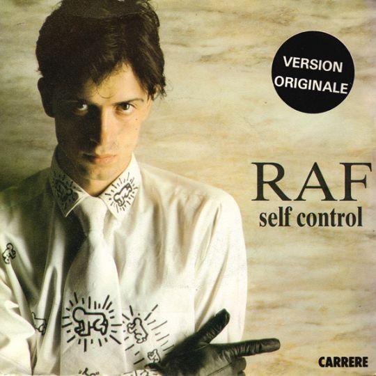 Coverafbeelding Self Control - Raf