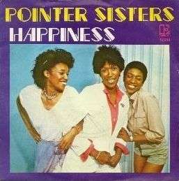 Coverafbeelding Happiness - Pointer Sisters