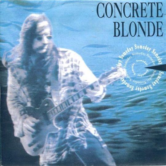 Coverafbeelding Someday - Concrete Blonde