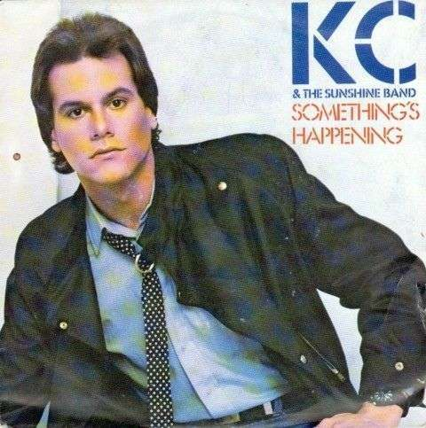 Coverafbeelding Something's Happening - Kc & The Sunshine Band