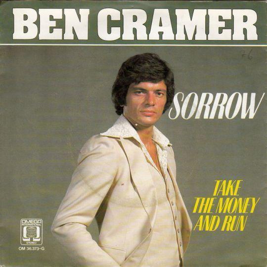 Coverafbeelding Sorrow - Ben Cramer