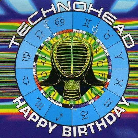 Coverafbeelding Happy Birthday - Technohead