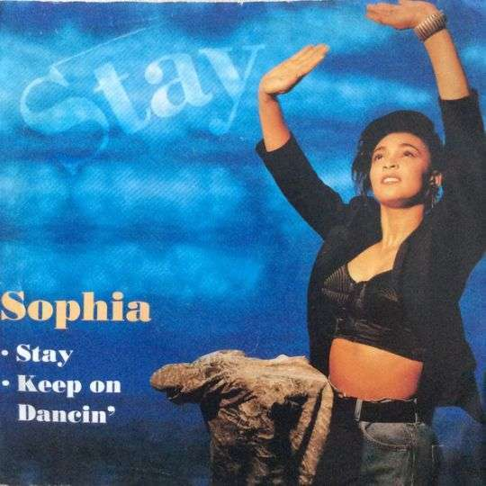 Coverafbeelding Stay - Sophia ((1992))
