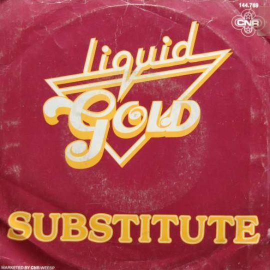 Coverafbeelding Substitute - Liquid Gold