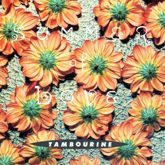 Coverafbeelding Summer Of Love - Tambourine