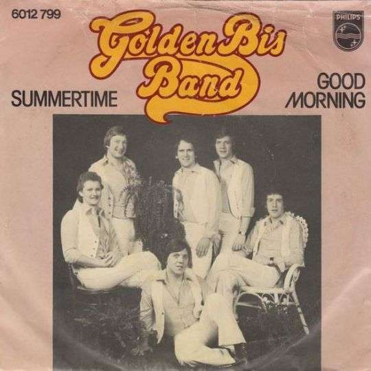 Coverafbeelding Golden Bis Band - Summertime