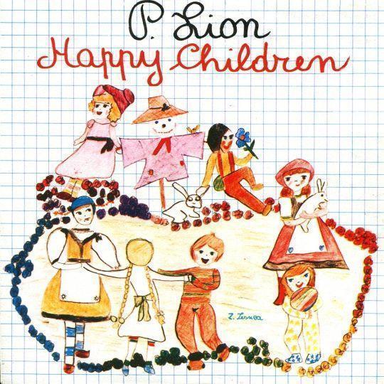 Coverafbeelding P. Lion - Happy Children