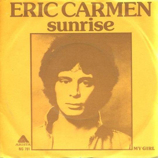 Coverafbeelding Sunrise - Eric Carmen