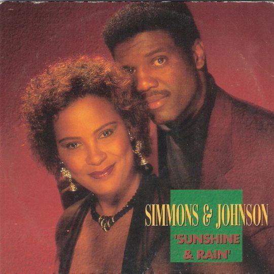 Coverafbeelding Simmons & Johnson - Sunshine & Rain