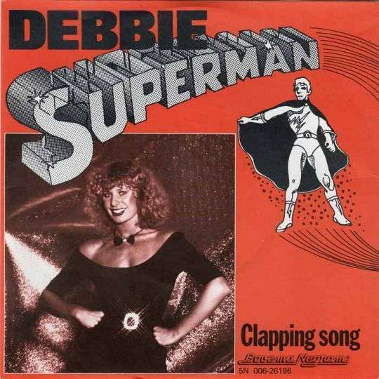 Coverafbeelding Superman - Debbie