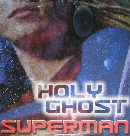 Coverafbeelding Holy Ghost - Superman