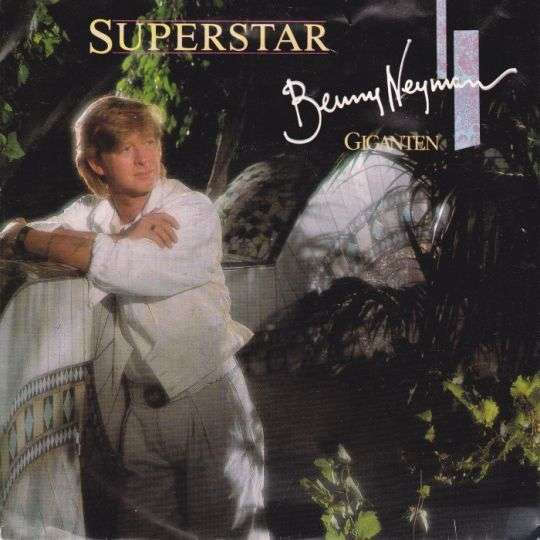 Coverafbeelding Benny Neyman - Superstar