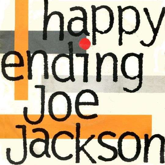 Coverafbeelding Happy Ending - Joe Jackson