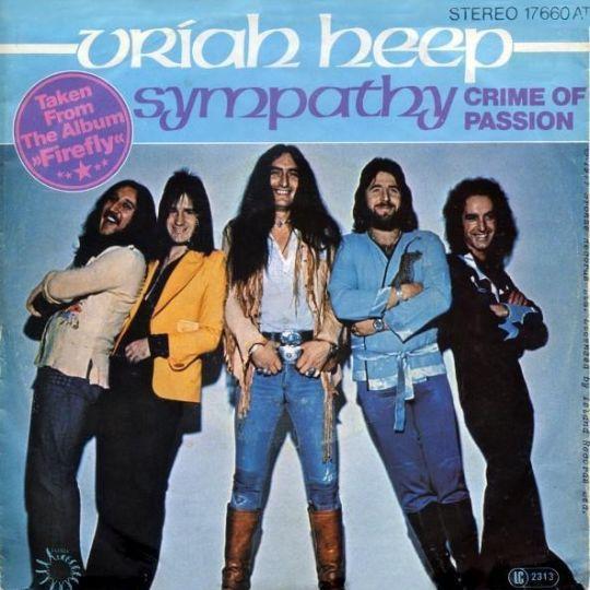 Coverafbeelding Sympathy - Uriah Heep