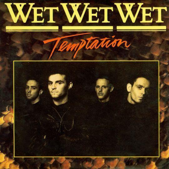 Coverafbeelding Temptation - Wet Wet Wet